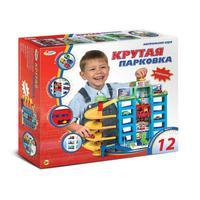 """Гараж детский """"Играем Вместе"""" 6 уровней с машинками и аксессуарами"""