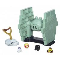 """Игра """"Дженга Истребитель класса Тай"""" (Angry Birds)"""