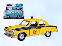 """Машинка Волга ГАЗ-31105 """"Полиция"""""""