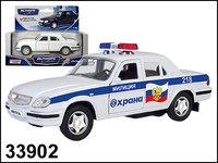 """Машинка Волга ГАЗ-31105 """"ФГУП Охрана"""""""