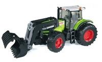 Трактор «Claas Atles» c ковшом