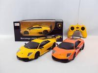 Дет. машина радиоупр.  Lamborghini Murcielago LP670-4  1:24