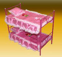 Кроватка для кукол №8
