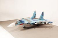 """Модели самолетов для склеивания самолет """"Су-35"""""""