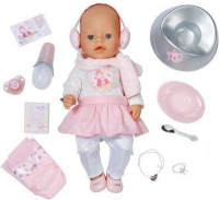 """Кукла Baby Born """"Зимние приключения"""" (интерактивная)"""