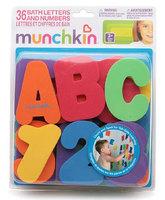 """Дет. игрушка для ванной """"Буквы и цифры"""""""