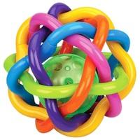 """Развивающая игрушка """"Клубок"""""""