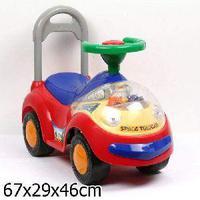 """Дет. машина-каталка для детей """"Ну погоди!"""" Bugati"""
