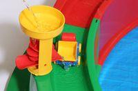 Дет. песочница диаметром 136 см с набором