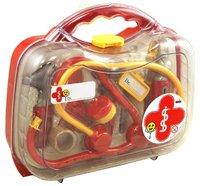 Набор доктора для детей в прозрачном кейсе (большой)