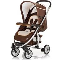 Дет. коляска Malibu М-12 (цвет brown)