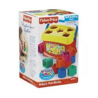 Первые кубики малыша F.P.