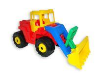 """Детский игрушечный трактор-погрузчик """"Батыр"""""""
