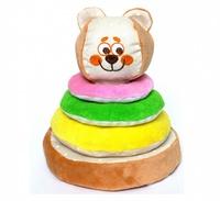 Дет. игрушка «Детская пирамидка Мишка»