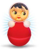 Дет. музыкальная игрушка-неваляшка Мила 36 см