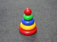 Дет. пирамидкаМалышок - 4 шар