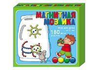 Магнитная мозаика 180 элементов