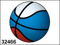 """Баскетбольный мяч""""Россия"""""""