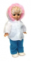 Кукла Настя-северяночка (озвуч., 30 см)