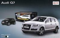 Дет. машина радиоупр.  Audi Q7  1:24