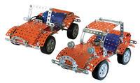 Конструктор детский металлический Ретро-авто 300 дет.