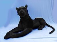 Мягкая Дет. игрушка Пантера лежачая 90см