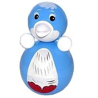 """Дет. музыкальная игрушка-неваляшка """"Пингвин"""" 15 см"""