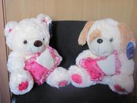 Дет. игрушка Друзья мишка или собачка