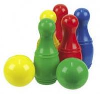 Кегли с шариками (5+2)