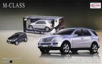 Дет. машина радиоупр.  Mercedes-Benz ML CLASS  1:14
