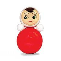 Дет. музыкальная игрушка-неваляшка Мила 26 см