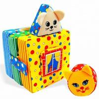 Дет. игрушка - вкладыш «Кошки - мышки»