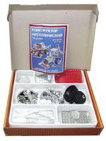 Конструктор детский металлический Грузовик и Трактор 345 дет.