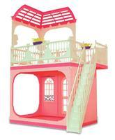 Летний дом для кукол