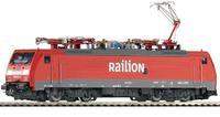 Набор стартовый «Грузовой поезд с контейнеровозами», цифровой, Piko 1:87 (57185)