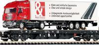 Набор стартовый «Грузовой поезд», аналоговый, Piko 1:87 (57170)