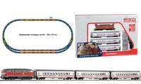 Набор стартовый «Пассажирский состав» с локомотивом BR 218 и 3 вагонами, цифровой, Piko 1:87 (57155)