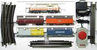 Набор стартовый товарного поезда SBB Am843, аналоговый, Piko1:87 (59110)
