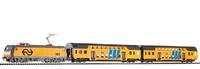Набор стартовый: электровоз с двухэт.ными вагонами NS, аналоговый, Piko 1:87 (96975)