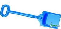 Дет. лопата (49 см, в коробке)