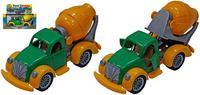 "Дет. игрушечная машина ""Ретро"" бетономешалка"