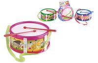 Детский игрушечный барабан большой (23 см)
