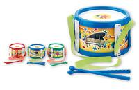 Детский игрушечный барабан малый (17 см)