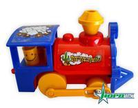 Детский игрушечный паровозик