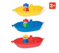 Набор детскийпластмассовых корабликов