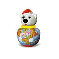 """Дет. неваляшка Белый Медведь""""Борис"""""""