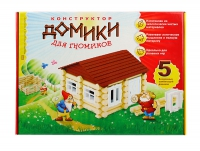 "Игра-конструктор ""Домик для гномика"" тип 2"