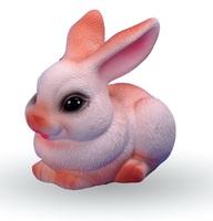 """Дет. игрушка ПВХ детская """"Кролик"""""""