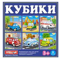 Кубики Детские в картинках № 39
