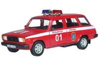 """Машинка Лада ВАЗ 2104  """"Пожарная охрана"""""""